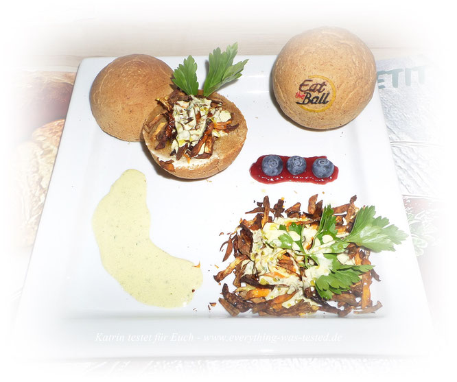 Beispiel - Eat the Ball Erde