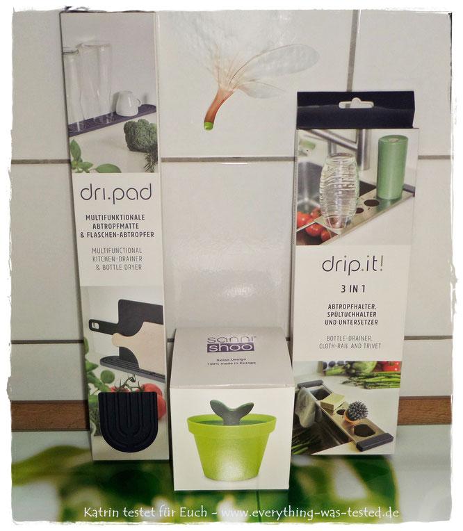 Küchen Tools von Sanni Shoo