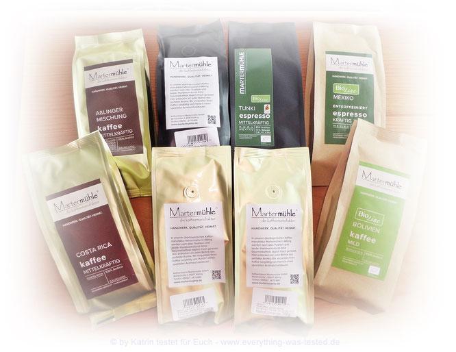 Martermühle - Die Kaffeemanufaktur
