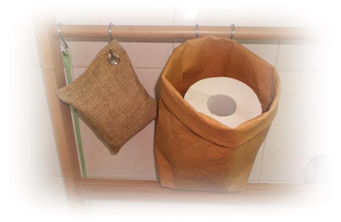 Ersatzrolle fürs WC