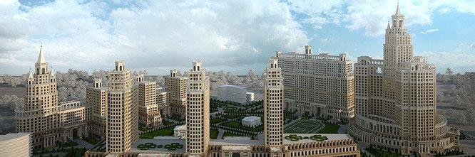 Градостроительный комплекс