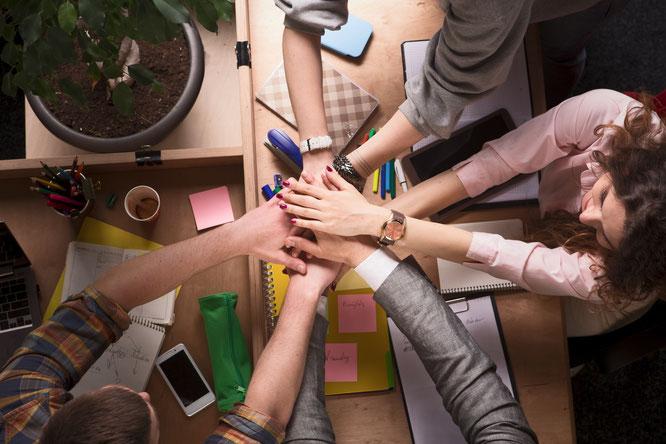 社員一丸となるためのチームビルディング型コンサルティング・研修(福岡・九州・広島)