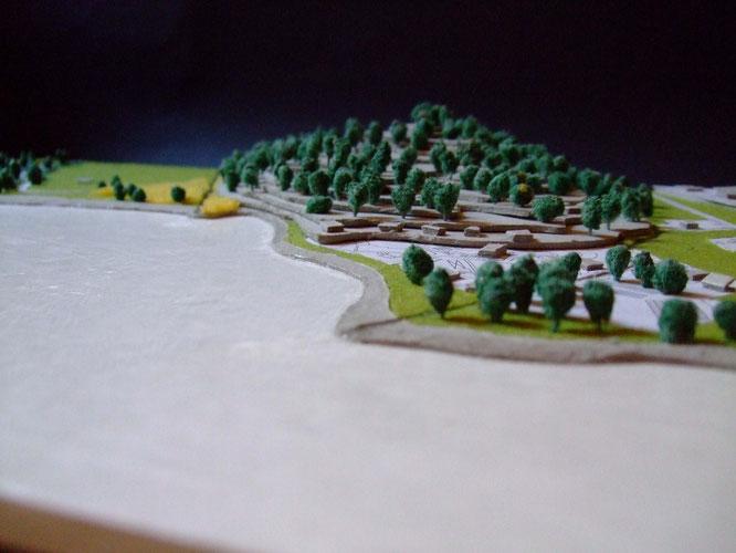 modello scala 1:500