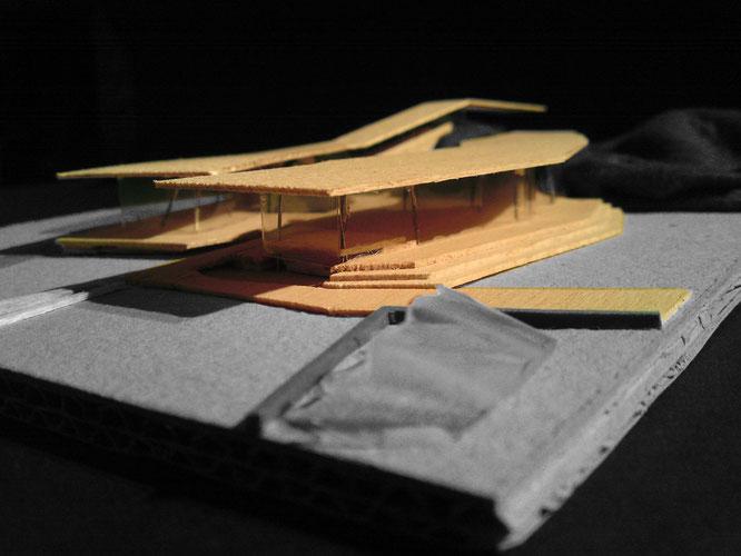 Modellino edificio