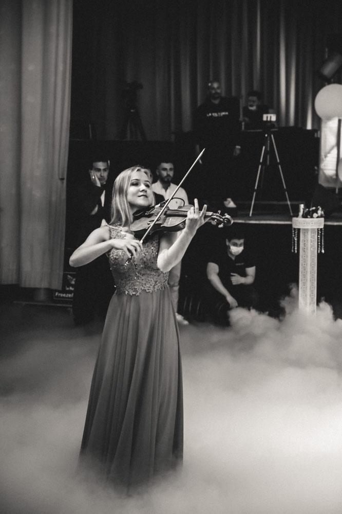 Jessica Violinist Dügün türkische hochzeit keman la victoria giris Geige Violine türkiye
