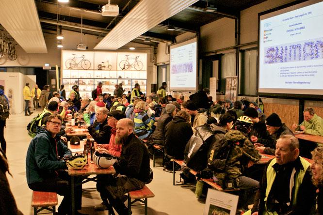 Critical Maas Stuttgart feiert bei ©Paul Lange & Co.