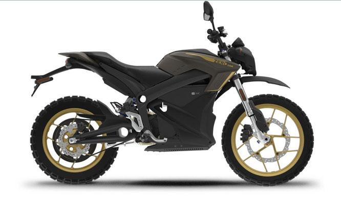 Zero Motorcycles ist ein starker Player im Bereich Elektromobilität.