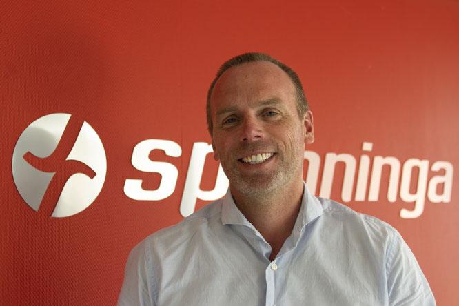 Kees Brouwer beginnt seine Tätigkeit als Managing Direktor in der Spanninga Gruppe
