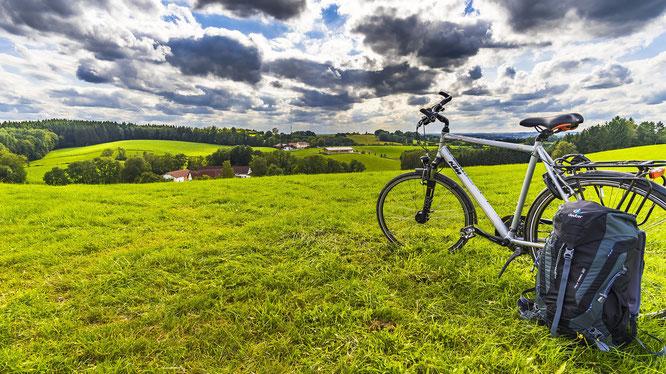 Bike-Highlights für den Sommer - Bild von Felix Mittermeier auf Pixabay