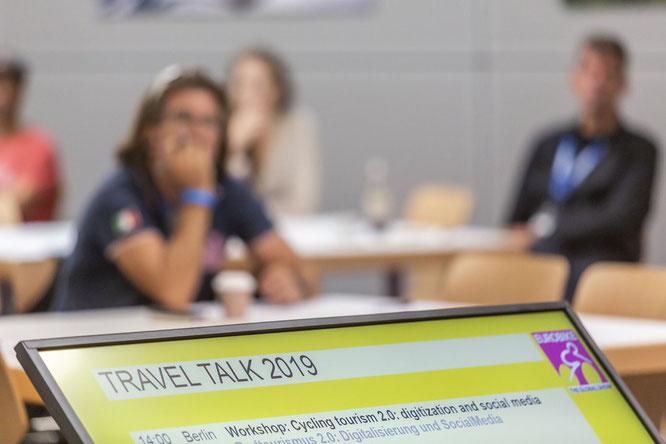Innovative Ideen für den Radtourismus: Travel Talk sucht Themen und Trends