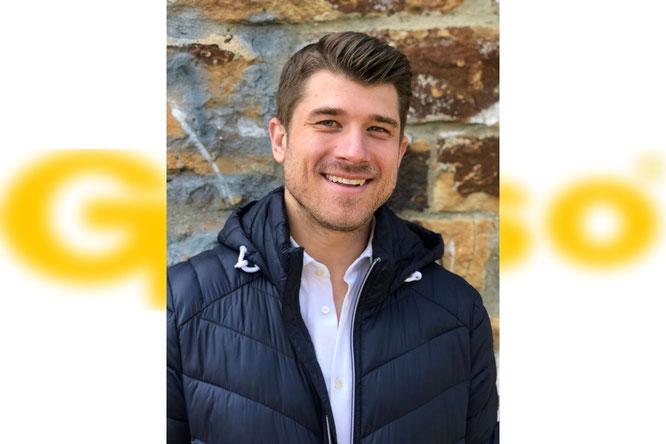 Gebietsrepräsentant für GONSO Florian Jeblick