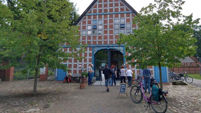 Rundlingsmuseum Lübeln. Foto: Kathrin Arlt