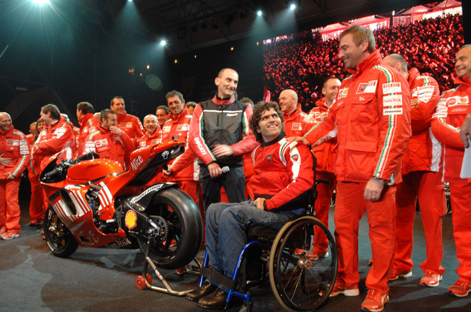 Ducati World Champion 2007