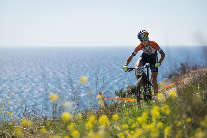 Weltcup-Siegerin  Yana Belomoina nutzt Zypern für lange Trainingsperiode / ©Andreas Dobslaff/EGO Promotion