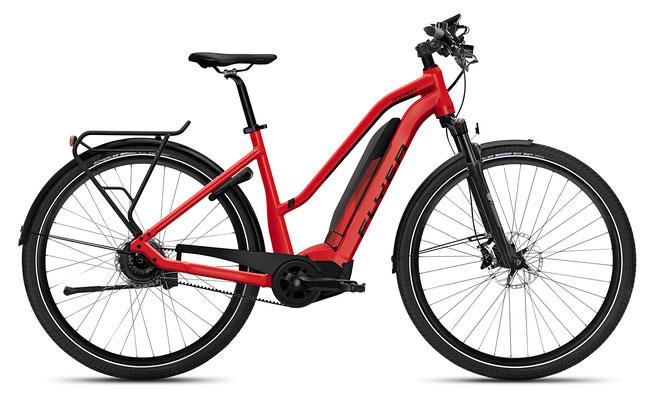FLYER Upstreet5 - preisgekröntes E-Bike für die Stadt
