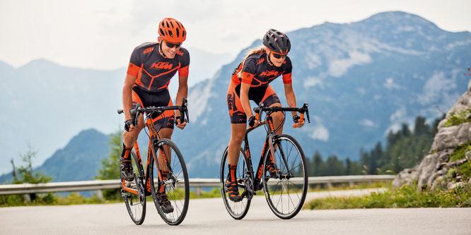 2. Loser Bergzeitfahren für Rennräder und Mountainbikes / Foto: Heiko Mandl