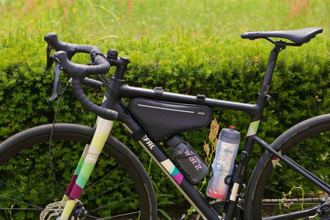Zéfal präsentiert vier neue Bikepacking-Taschen