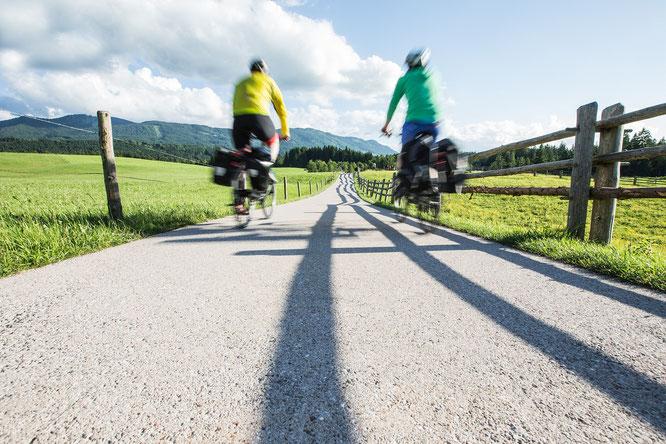 Radtour zur Wieskirche © Christoph Jorda