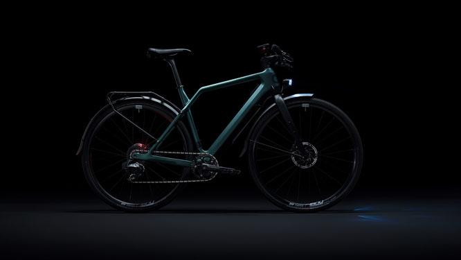 Cyklær E-Urban