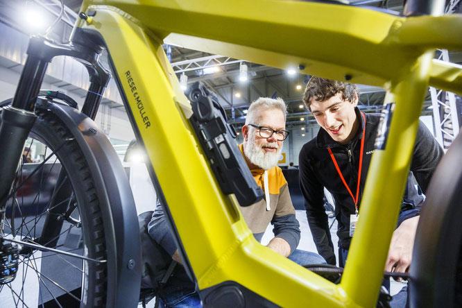 Die Messe Fahrrad Essen wird vom 17. bis 20. Februar 2022 im Zeichen des Zweiradbooms stehen.