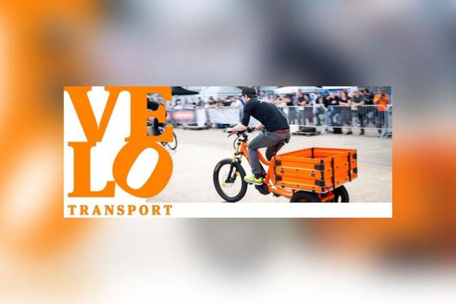 Save The Date — VELOTransport 1. - 3. Oktober 2021
