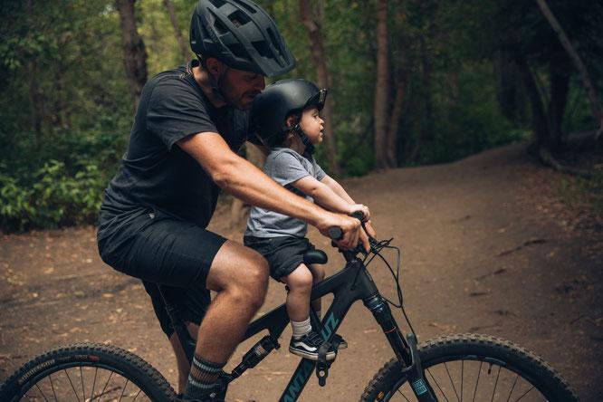 Neuseeländische Marke Kids Ride Shotgun - Kindersitz