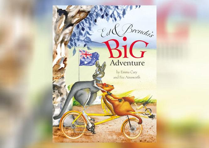 Das Abenteuerbuch zum PINO: Ed & Brenda's Big Adventure