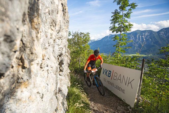 Ewige Wand bei Bad Goisern / Foto: Heiko Mandl