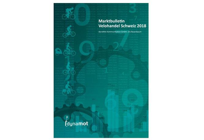 Marktbulletin 2018 weist Rekordumsatz im Schweizer Velobranche aus
