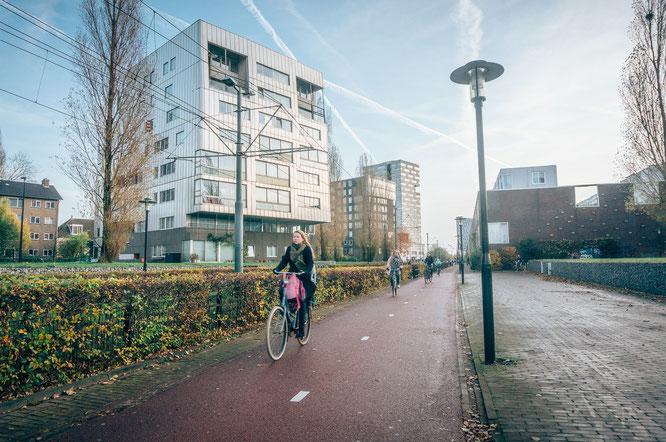 Nationale Radverkehrsplan 3.0 ist aus Sicht der Experten von DEKRA insgesamt eine gute Grundlage für den künftigen Radverkehr in Deutschland