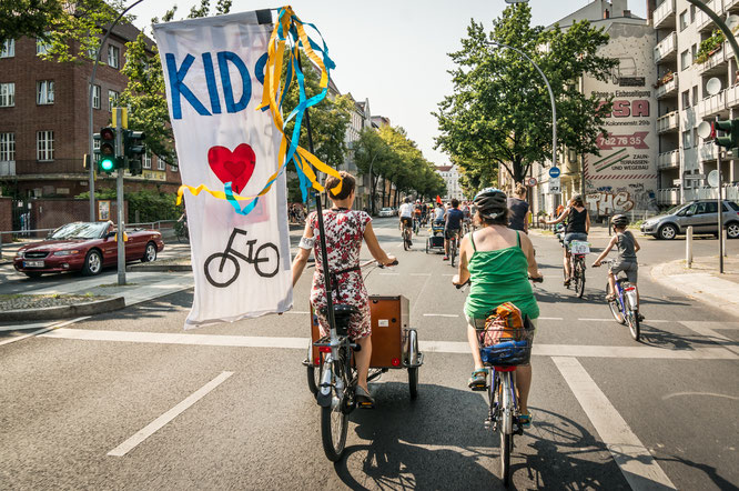 Kidical Mass ©changing-cities.org