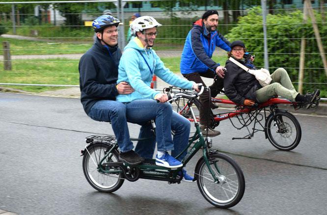 Kreativ in Sachen Fahrrad: Anmelden zum dritten Spezi-Erfinderlabor. © Spezialradmesse