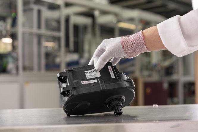 Die zweite Generation der Produktfamilie Drives im Magnesiumgehäuse setzt den Erfolg der innovativen Brose Antriebe fort.