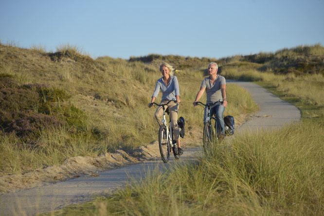 Inselradeln Nordfriesland ©Die Landpartie