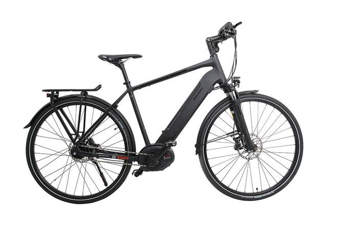 Raleigh Kent Premium E-Trekking-Bike ausgesprochen edel und zeitlos