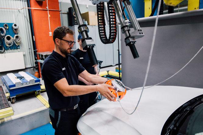 Volvo Cars und POC wollen Tests weiter verfeinern und vorantreiben