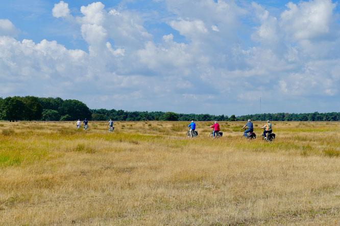 Zehn der insgesamt sechszehn EuroVelo-Touren führen durch Deutschland mit insgesamt mehr als 1000 Kilometern Länge©AlkeMade auf Pixabay