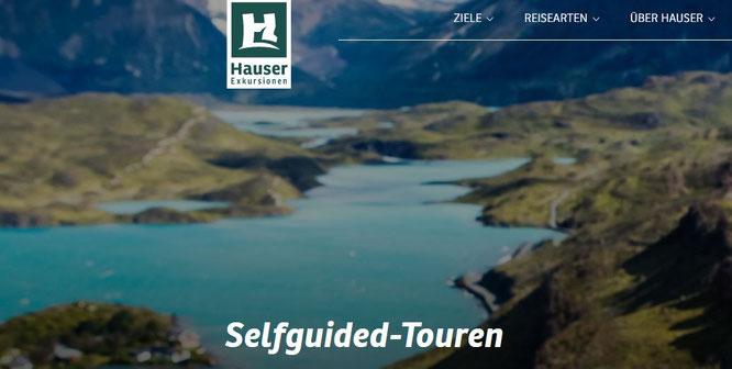 Das Programm der Individualreisen von Hauser Exkursionen ist durchdacht und vollständig ausgearbeitet.