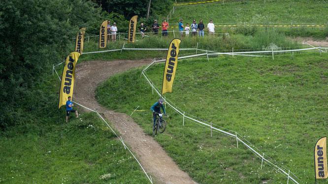"""Rund 130 Teilnehmer nahmen bei der """"auner Austrian Gravity Series"""" in Lienz teil ©Markus Brunner"""