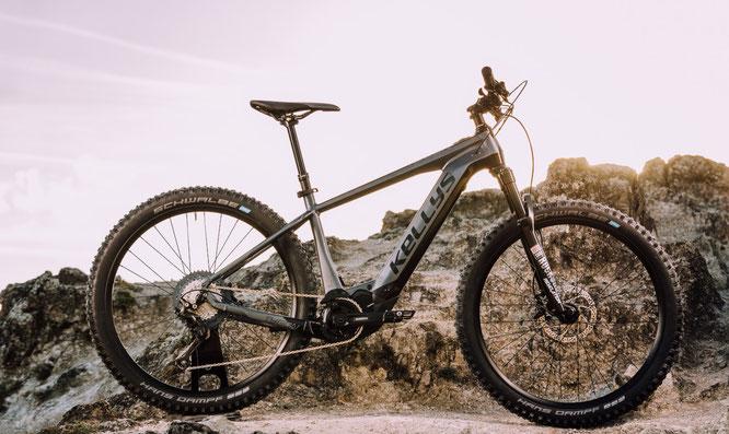KELLYS 2019 Produktvorstellung TYGON 70 E-Bike Hardtail