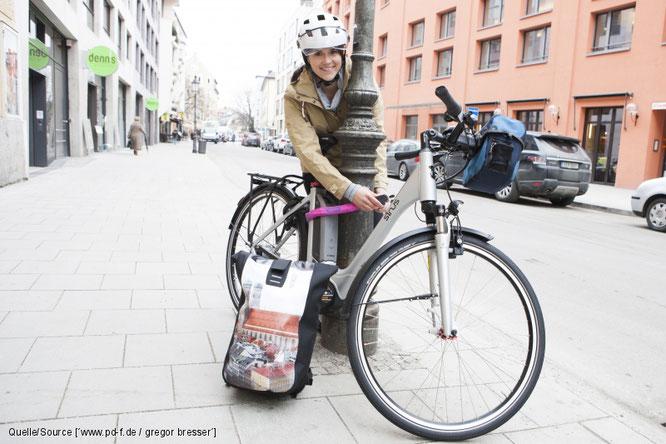 Zehn Tipps, wie man das Fahrrad bestmöglich absichern kann