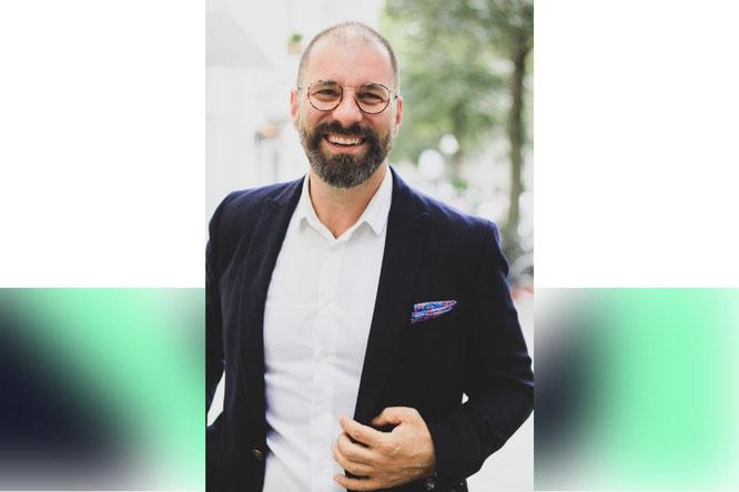 Markus Schneider, Online-Marketing Experte und Kreativchef der Agentur Newman