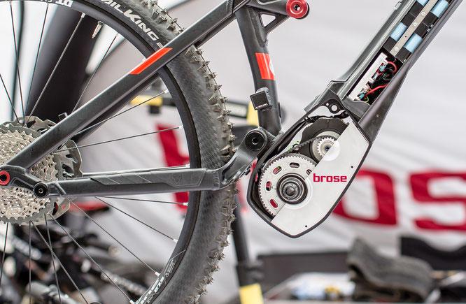 Außen leise, innen differenziert: Das E-Bike-Fahrerlebnis mit Brose Drive variiert von sanft bis spritzig. / Foto: Brose