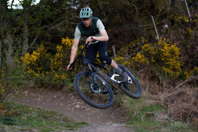 Picture with Scotty Laughland riding Wicked Will ©schwalbe