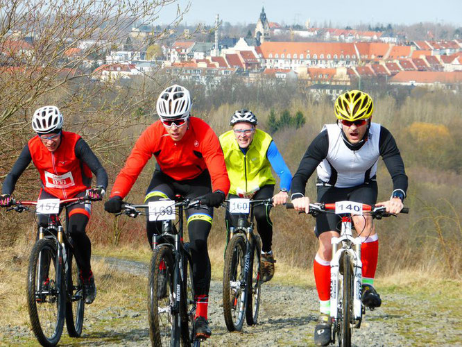 7. Sparkassen-Bike & Run am 11.03.2018