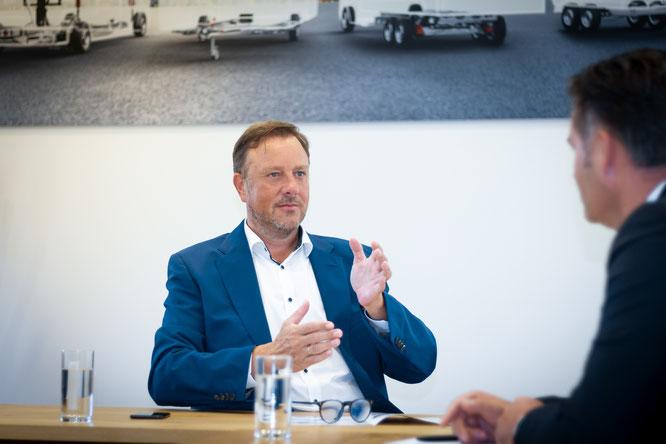 Gründungsmitglied Guido Kovermann