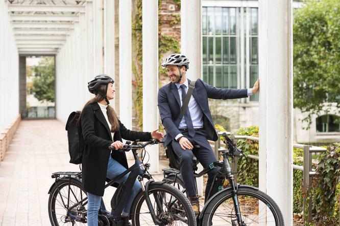 Rebike Mobility GmbH Unternehmen mit ihrem eBike Abo-Angebot