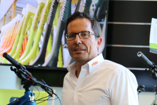Ewald Hoedl übernimmt als erfahrener Branchenkenner die Leitung des Außendienstes für die Fahrrad-Marken der MSA GmbH