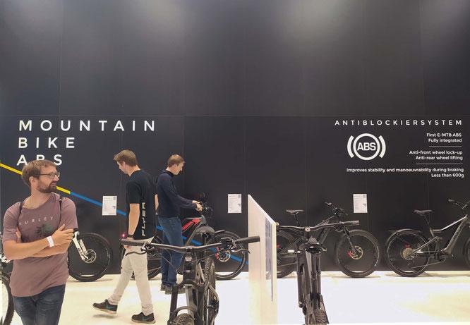blubrake stattet vier E-Bikes von Bulls mit einem in den Rahmen integrierten ABS aus