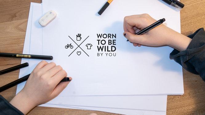 woom Zeichenwettbewerb für Kinder - Werde zum Shirt-Designer!